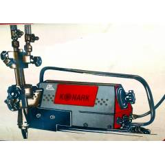 Konark Straight Cutting Machine with Track