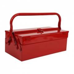 ABS 16 Inch Red Tool Box
