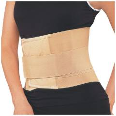 Flamingo Lumbar Sacro Belt Support, Size: XL