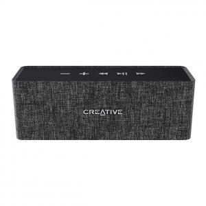 Creative NUNO Black Bluetooth Speaker, 51MF8270AA001