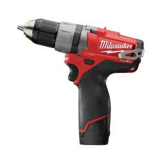 Milwaukee 12V Brushless Compact Drill Driver, M12CDD-202C