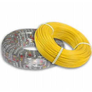 Havells 10 Sq mm Life Line S3 FR Yellow Cable, WHFFDNYB1010, Length: 100 m