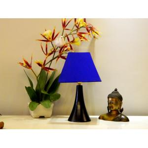 Tucasa Table Lamp with Square Shade, LG-301, Weight: 300 g