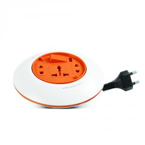 GM 3071 Orbit 2 Pin 5m Wire Extension Cord with Indicator & International Socket