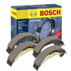 Bosch Rear Brake Shoe For Hyundai Santro, F002H236638F8 (Pack of 4)