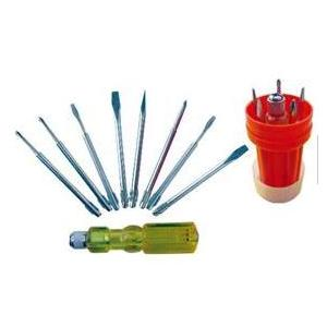 Inder Screw Driver Kit, P-126A
