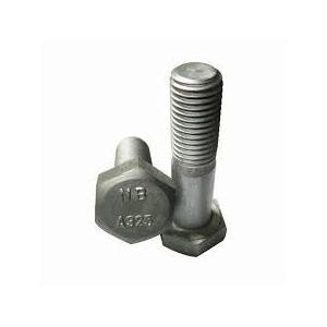 Caparo High Strength Structural Bolts, M22, (Pack of 100), 80mm, G 10 S