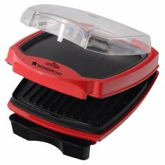 Wonderchef SKT Red & Black 1000W Electric Grill
