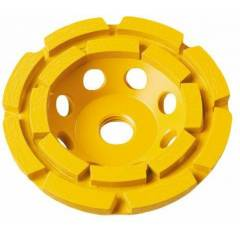 Dewalt 115mm DW4774T Double Row Diamond Cup Wheel