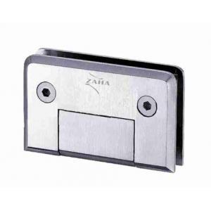 Zaha Satin Nickel Fix Clip, ZHSF-006