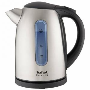 Tefal Express 1.7 Litre Metallic Grey & Black Electric kettle