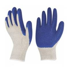 Marvel L-101 Blue & Grey Safety Gloves, Size: XL (Pack of 10 Pairs)