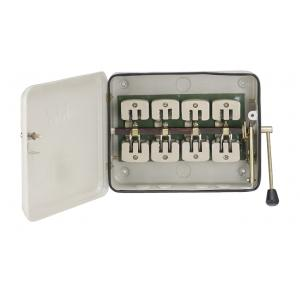 Standard 63A DP Off-Load Changeover Switch, ISCFDE0063