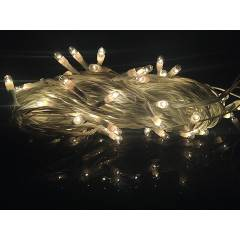 Blackberry Overseas 7m Warm White Coloured Decorative Rice LED Light (Pack of 2)