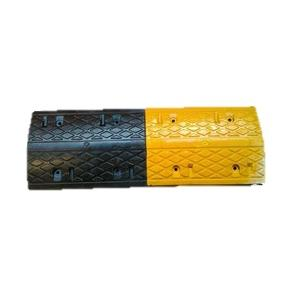 Mamta Trading Corporation Black & Yellow Speed Bump And Breaker, Sleeve Size: 75 mm