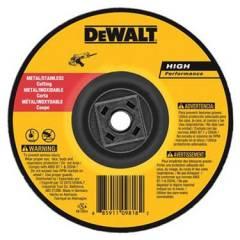 Dewalt DT-34406 Grinding Wheels, 100 mm (Pack of 25)