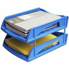 Solo Delux Paper and File Tray, TR312, Size: XL