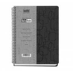 Solo 160 Pages Premium Square Note Book, NB506