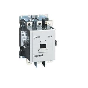 Legrand 3 Pole Contactors CTX³ 225 Screw Terminal Integrated Auxiliary Contacts 2 NO + 2 NC, 4162 89
