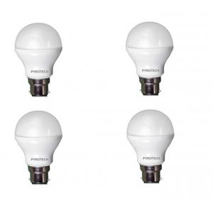Pyrotech 12W Cool White LED Bulb, PELB012X4CW (Pack of 4)