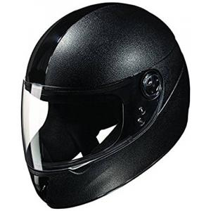 Super Add K10 Full Face Black Helmet