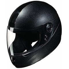 Super Add K10 Full Face Black Helmet