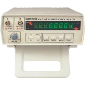 Kusam Meco KM 3165 8 Digit LED Display Frequency Counter