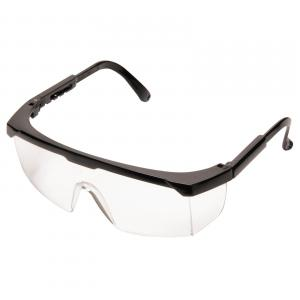 KTA Clear Safety Goggles (Pack of 10)