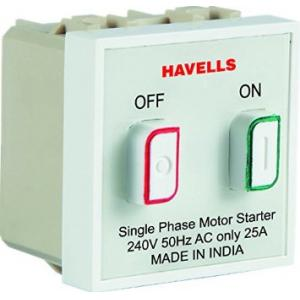 Havells Oro 20A Motor Starter Switch, AHOO202004