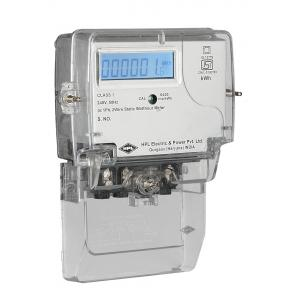 HPL 10-60A Single Phase LCD Energy Meter, SPPB1510000