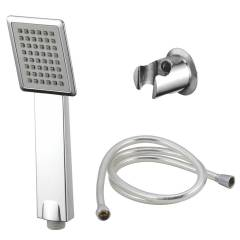 Kamal Arch Hand Shower With Shower Tube and Wall Hook, TSH-0253