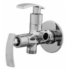 Drizzle Soft 2 Inch Brass 2 in 1 Angle Valve