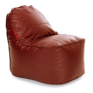 Style Homez Tan Video Rocker Chair Bean Bag Cover, Size: XXL