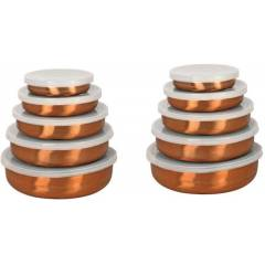 MLT Set of 10 Bowls