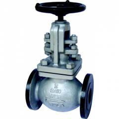 Mala IBR Cast Steel Flanged Globe Valve, MM-464, Size: 1 1/2 Inch