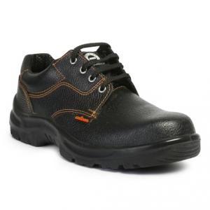 Acme Atom Steel Toe Black Safety Shoes, Size: 11