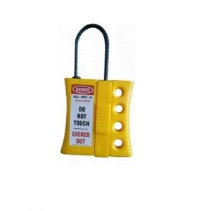 Asian Loto Universal Lockout Tagout Hasp with 4 Holes, ALC-LH6