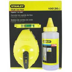 Stanley W/Blue Chalk Line Level, 47-443 (Pack of 2)