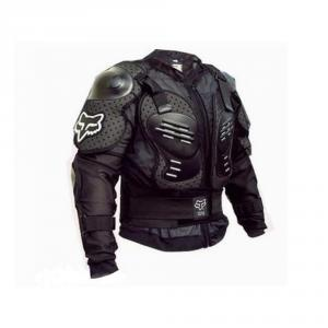 Riding Gear Body Armor Jacket For Bike Driving, Size: L