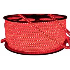 VRCT Classical 9.6m Red Waterproof SMD Strip Light with Adaptor, Red SMD 9.6