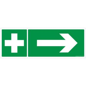 First Aid Sign Board Buy First Aid Box Sign Board Online At Lowest