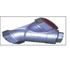 Flowmech 50 mm I.C Y Type Strainer S/E Body Jali SS, CF8M