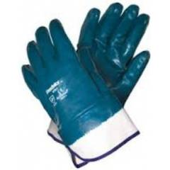 Midas Nitral Cuff Safety Hand Gloves, Size: L (Pack of 24)