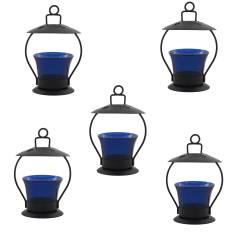 Heaven Decor Tealight Candle Holder, HD20012 (Pack of 5)