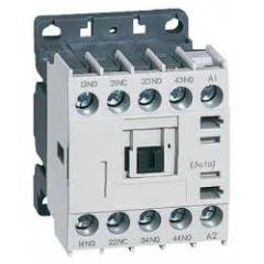 Legrand Mini Contactors CTX³ 6 A-Integrated Auxiliary Contact 1 NO, 4170 01