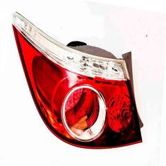 Autogold Left Hand Tail Light Assembly For Honda City ZX T-4, AG350