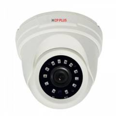 Cp Plus 2.4MP IR Dome Camera, 3.6 mm Lens