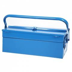 ABS 16 Inch Blue Tool Box, ITB-16