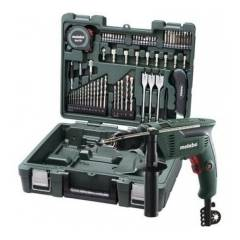 Metabo SBE 601 25mm 600W Impact Drill Machine with Tool Kit