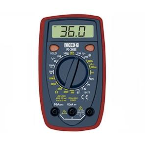 MECO-G 3.1/2 Digit Multimeter with Battery Test, R-36B